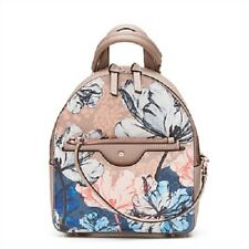 Mimco Phenomena Backpack Balsa Pouch Rose Gold Leather Hip Bag
