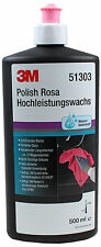 NEU 3M Polish Rosa Hochleistungswachs 500ml 51303 Wax Wachs