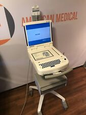 Welch Allyn Mortara Eli 350 Ekg Patient Monitor System With Cart