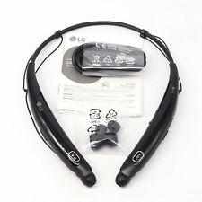NEW Genuine LG Tone PRO HBS-770 Bluetooth Wireless Stereo Headset -Black in bulk