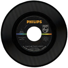 "KENNI WOODS  ""CAN'T HE TAKE A HINT c/w THAT GUY IS MINE""  NORTHERN SOUL  LISTEN!"