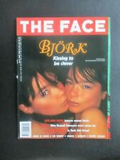 JUNE 1995 THE FACE  MAGAZINE  BJORK
