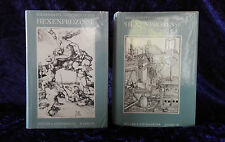 Hexenprozesse - sorcellerie - Soldan Heppe 2 vols allemand deutsch ésotérisme