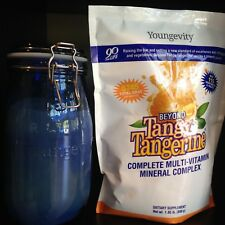 Youngevity Ymart Beyond Tangy Tangerine Original Gusset Bag 840g Free Shipping