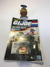 Vintage GI JOE 1987 Action Pack Helicopter Stabilisateur