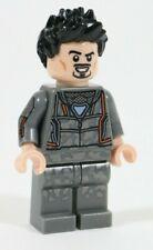 LEGO MARVEL AVENGERS TONY STARK MINIFIGURE IRON MAN INFINITY WAR - NEW GENUINE