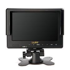 "Lilliput 7"" 667GL-70NP/H/Y LCD Video Camera DSLR Monitor 1920x1080 YPbPr EU Plug"
