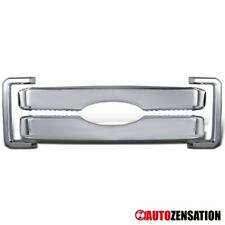 For 11-16 Ford F250 F350 F450 F550 Super Duty Front Chrome Hood Grille Moulding