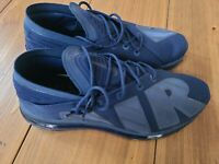 Nike Men's Air Max Flair SE AA4084 400 Navy Sneakers Athletic Shoes Size 9