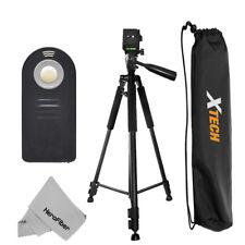 """Pro 60"""" Tripod with Wireless Remote for Nikon D5300, D7000, D7100, D90, D600"""