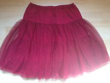 JUPE 11 12 ans TULLE TUTU TBE JACADI Vintage retro skirt HALLOWEEN *