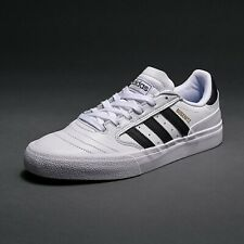 Adidas Busenitz Vulc II Men's Athletic Sneaker White Skateboarding Shoe Trainers