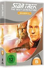 STAR TREK: THE NEXT GENERATION, Season 5 (7 DVDs) NEU+OVP