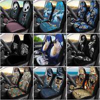 1/2Pcs Front Seat Covers For Car Truck SUV Van - Universal Protectors  h