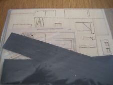 GC Laser Building Kit HO Scale County Co-op Silo  #14203  Bob The Train Guy