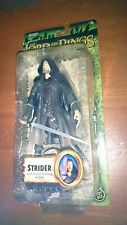 Lord of the Rings / Fellowship of the Ring STRIDER Sword Slashing Action (MISB)