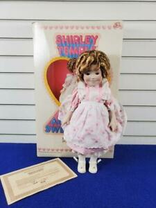 Shirley Temple America's Sweetheart Porcelain Doll (Ideal, 1983)