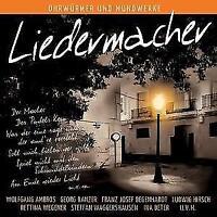 2 CD NEU LIEDERMACHER 30 Ohrwürmer & Mundwerke Hans Hartz Bernd Kaczmarek Danzer