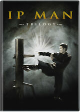 Ip Man Trilogy (DVD, 2016, 4-Disc Set)