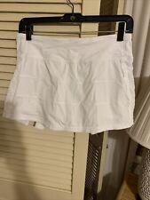 lululemon 6 pace rival skirt White