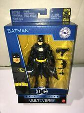 DC Multiverse Batman action figure 80th anniversary  NEW MINT  KEATON