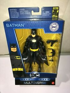 DC Multiverse Batman action figure 80th anniversary  NEW MINTY  KEATON
