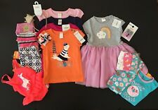 NWT GYMBOREE GIRLS SIZE 3 3T LOT OUTFITS SUMMER SPRING RETAIL $271