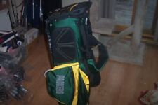 Brand New 2020 Wilson Nfl stand bag Green Bay Packers 4 way top