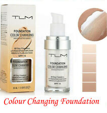 Magic Fashion Colour Changing Foundation TLM Makeup Change Skin Tone Concealer