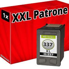 1x TINTE PATRONEN für HP 337 XL PhotoSmart C4180 D5160 BLACK C9364EE