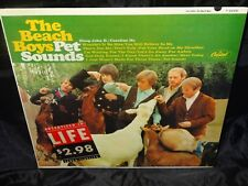 Beach Boys Pet Sounds Sealed Vinyl Record Lp USA 1966 Orig T 2458 Mono Hype St