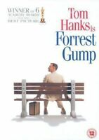 Forrest Gump Tom Hanks Gary Sinise Sally Campo Paramount GB DVD L. Nuevo