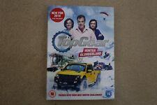 TOP GEAR WINTER BLUNDERLAND               BRAND NEW SEALED GENUINE UK DVD