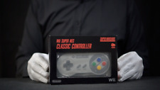 Club Nintendo Wii Super NES Classic Controller BRAND NEW - 'The Masked Man'