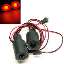 2Leds Angel Eyes & Climbing Demon Eyes LED Light Headlight 22mm for 1/10 RC Car