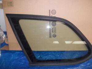 New 09-14 Volkswagen Golf Jetta Quarter Window Glass Wagon RL Drivers Side OEM