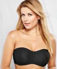 CLEARANCE!!! Lilyette by Bali Tailored Strapless Minimizer Bra - 939 Black 36C