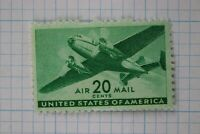 US Sc#C29 Mint MNH NH centered 2 pulled perfs