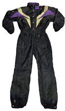 Vintage Descente Mens US XL Retro Ski Snow Suit  Snowmobile Jumpsuit RARE EUC