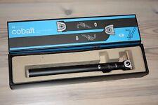 crankbrothers Sattelstütze Cobalt 2 34,9 x 350mm, 0mm Setback schwarz neu in OVP