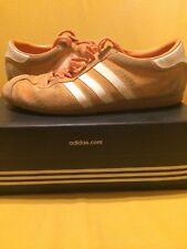 Adidas Rekord Scarpe Vintage Arancioni Taglia 40