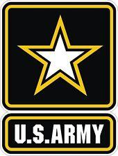 1x pegatina Us Army Militar Estados Unidos parachoques Ventana