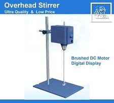 overhead stirrer digital - good torque 50w