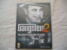GANGSTERS 2 - offizielles Taktikbuch - Lösungsbuch