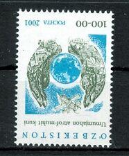 EMBLEMI - EMBLEMS UZBEKISTAN 2001 World Environment Day