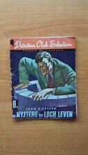 DETECTIVE CLUB SELECTION : LE MYSTERE DU LOCH LEVEN