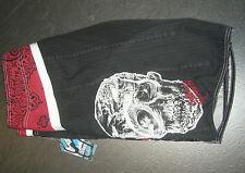 BNWT Billabong 'look closer' skull shorts. 32 waist. Boardshorts. Surfwear 32W.