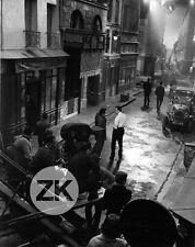 PARIS BLUES Décors STUDIOS DE BOULOGNE Camera M. Ritt Tournage Photo 1961
