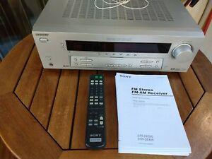 SONY STR-DE595 Home Cinema multi channel Amplifier A/V Receiver
