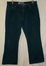 FADED GLORY FLARE BLUE JEANS SIZE 18 PETITE